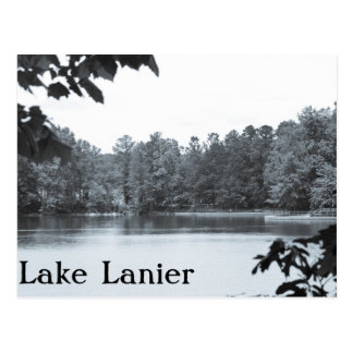 Vintage Lake Lanier Photo Postcard
