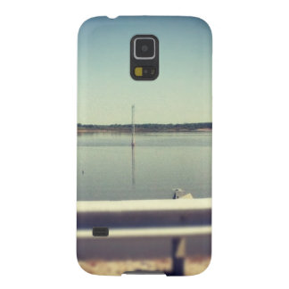 Vintage Lake View Galaxy S5 Cover
