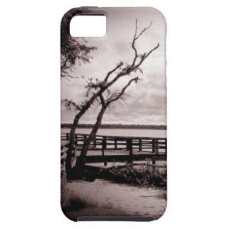 Vintage Lake View iPhone SE/5/5s Case