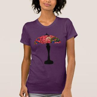 vintage lamp colorway choice tshirt