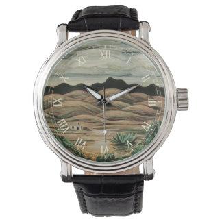 Vintage Landscape, Desert Scene by Marsden Hartley Watch