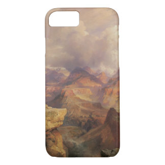 Vintage Landscape, Grand Canyon by Thomas Moran iPhone 8/7 Case