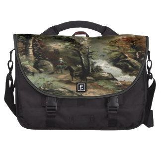 Vintage Landscape Commuter Bag
