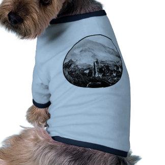 Vintage Landscape Photo Dog Clothes