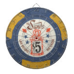 Vintage Las Vegas Casino Poker Chip Game Dartboards