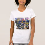 Vintage Las Vegas Shirt Souvenir T-shirts