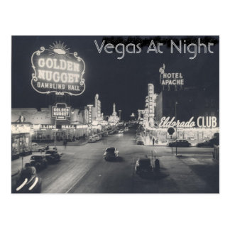 Vintage Las Vegas Strip Post Cards