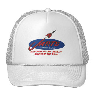 Vintage Lawn Jarts Hat