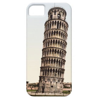 Vintage Leaning Tower Of Pisa iPhone 5 Case