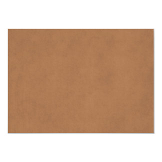 Vintage Leather Brown Parchment Paper Template
