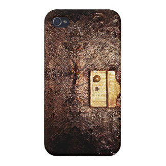 Vintage leather iPhone 4 covers