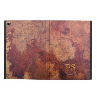 Vintage Leather Monogram Powis iPad Air 2 Case