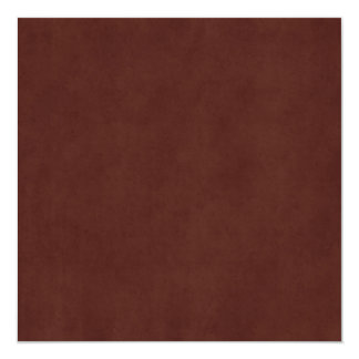 Vintage Leather Tanned Brown Parchment Paper Card