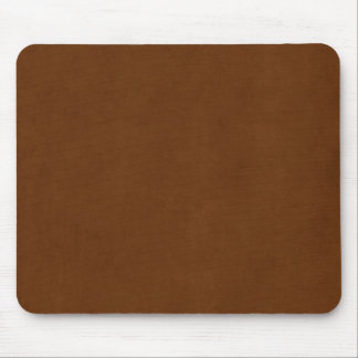 Vintage Leather Tanned Brown Parchment Paper Mouse Pad