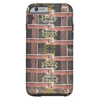 Vintage Leather Trunk Steampunk CricketDiane Tough iPhone 6 Case