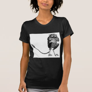 Vintage Lemur Tee Shirt