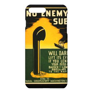 Vintage Lend Binoculars to the Navy WPA iPhone 7 Plus Case
