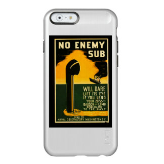 Vintage Lend Binoculars to the Navy WPA Poster Incipio Feather Shine iPhone 6 Case