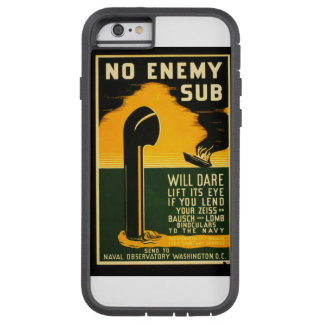 Vintage Lend Binoculars to the Navy WPA Poster Tough Xtreme iPhone 6 Case