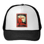 Vintage Lenin ~ USSR Trucker Hat
