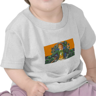 Vintage Leprechaun Tee Shirt