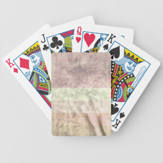 Vintage Lesbian Stripes.png Bicycle Playing Cards