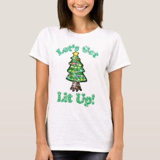 Vintage Let's Get Lit Up Shirt