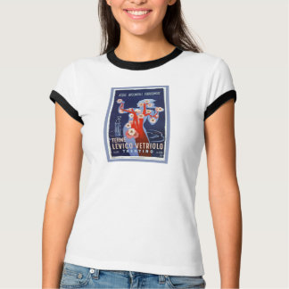Vintage Levico Terme Trentino Italian travel T-Shirt