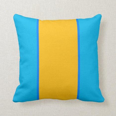 Vintage Liberty Throw Pillow