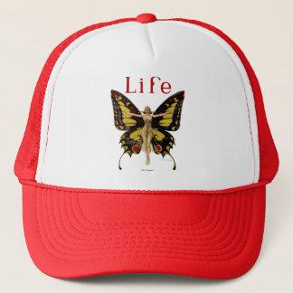 Vintage Life Flapper Butterfly 1922 Trucker Hat