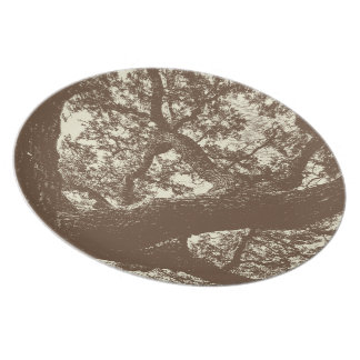 Vintage Life Plate