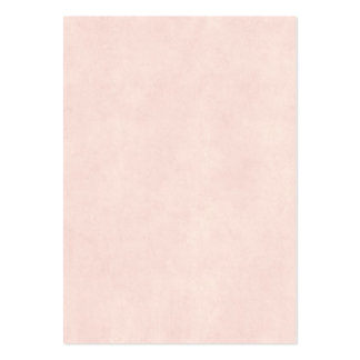 Vintage Light Rose Pink Parchment Look Old Paper Large Business Cards (Pack Of 100)