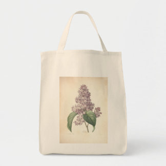 Vintage Lilac by Redoute - Grocery Bags