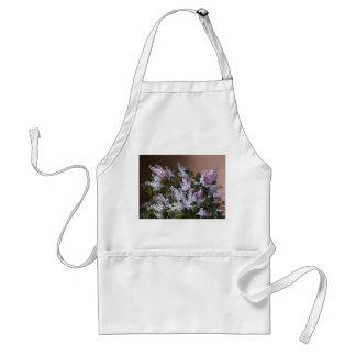 Vintage Lilacs Adult Apron