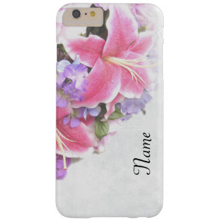 Vintage Lillies Barely There iPhone 6 Plus Case