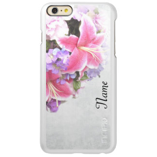 Vintage Lillies Incipio Feather Shine iPhone 6 Plus Case