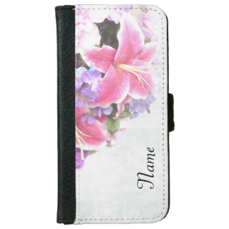 Vintage Lillies iPhone 6/6s Wallet Case