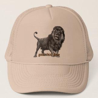 Vintage Lion Hat