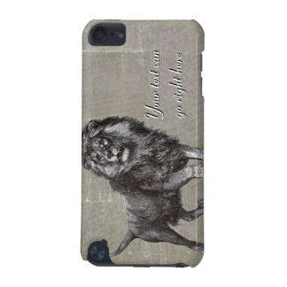 Vintage Lion iPod Case