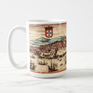 Vintage Lisboa Lisbon1572 Mug