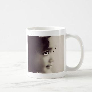 Vintage Little Girl Coffee Mug