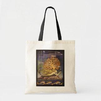 Vintage Little Mermaid Ocean Coral Fairy Tale Bags