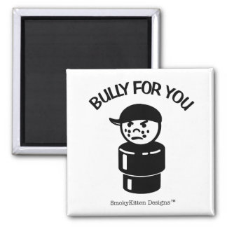 Vintage Little People Tough Kid - Bully For You Magnet