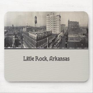 Vintage Little Rock Arkansas Mouse Pad