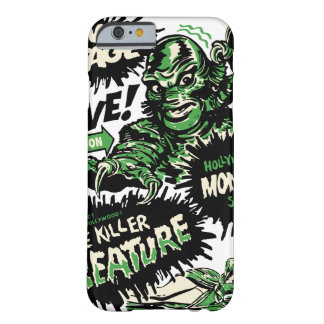 Vintage Live Monster Hollywood Show Barely There iPhone 6 Case