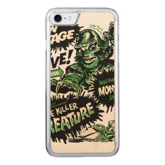 Vintage Live Monster Hollywood Show Carved iPhone 8/7 Case
