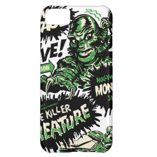 Vintage Live Monster Hollywood Show Case For iPhone 5C