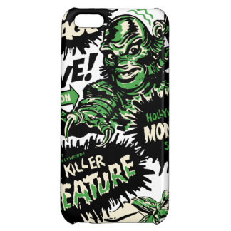Vintage Live Monster Hollywood Show Cover For iPhone 5C