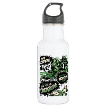 Vintage Live Monster Hollywood Show Stainless Steel Water Bottle