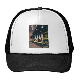 Vintage LNER Railway Trucker Hat